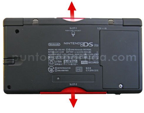 how to fix the p6 touch connector in a nintendo ds lite. Black Bedroom Furniture Sets. Home Design Ideas