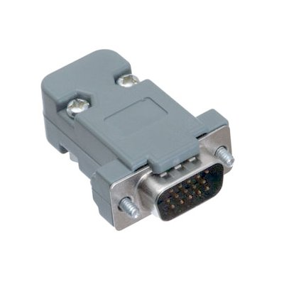 VGA male connector