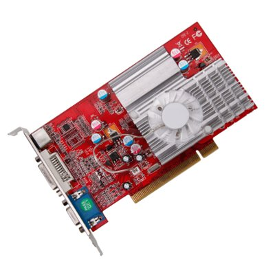 Ati Radeon graphic card